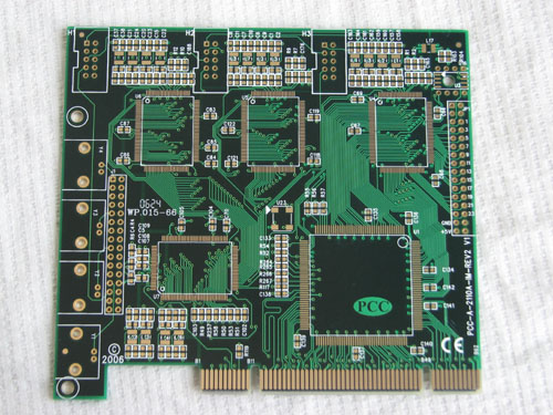 Multi-Layer PCB (PCB-20 4L Gold Plating)
