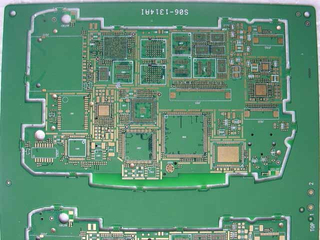 4 Layers Gold PCB
