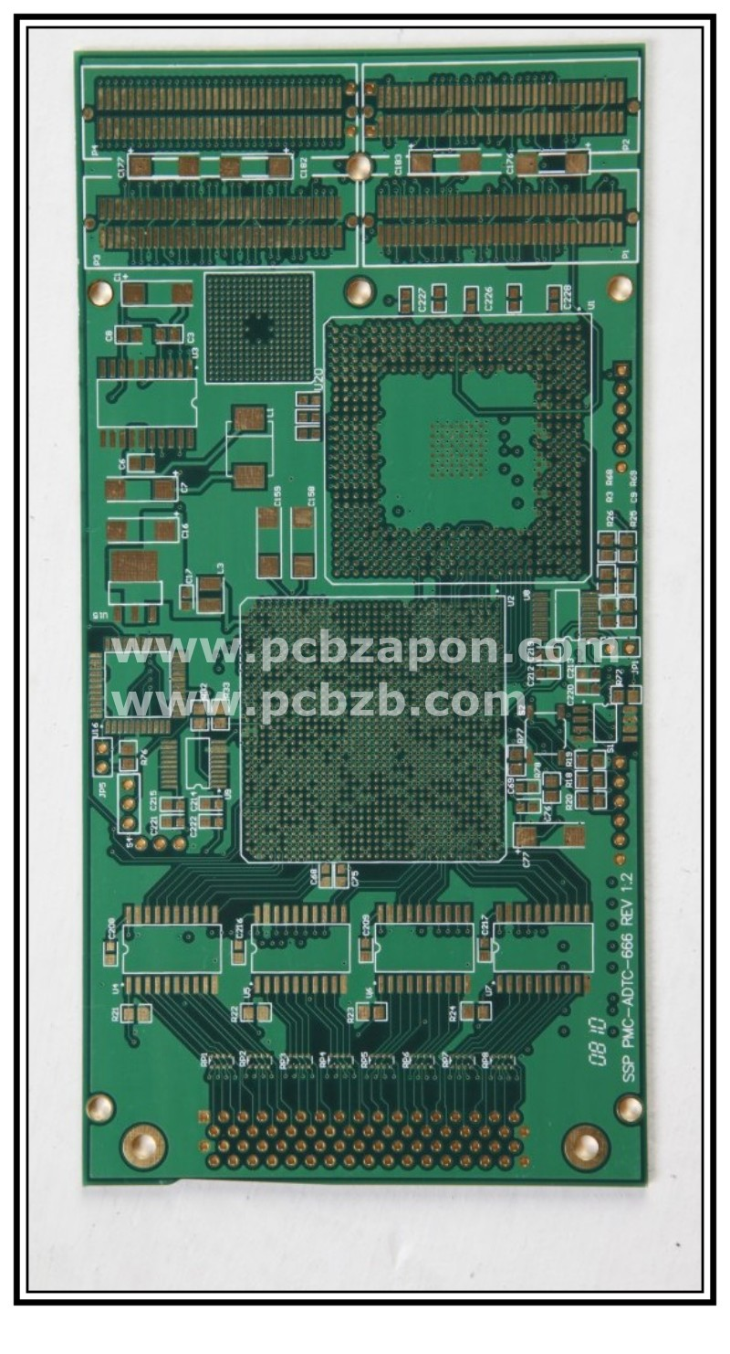 Chemical Gold PCB