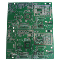 10 Layer HAL Leadfree PCB